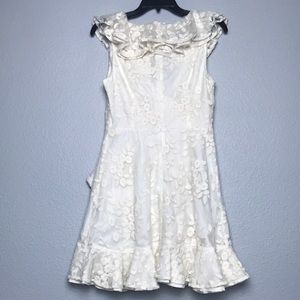 BB Dakota Dresses - 🆕 BB Dakota Harlow Dress in Antique Ivory